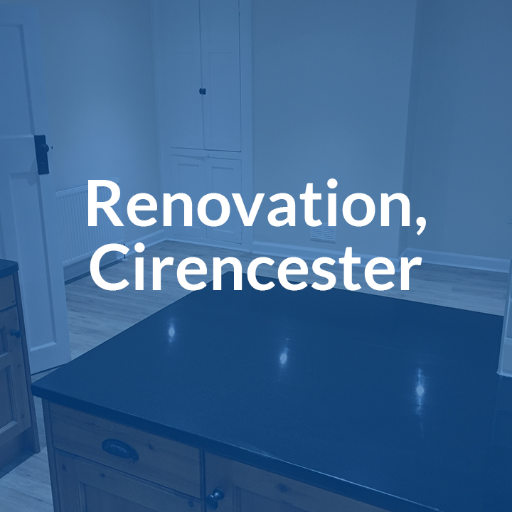 Renovations Gloucestershire